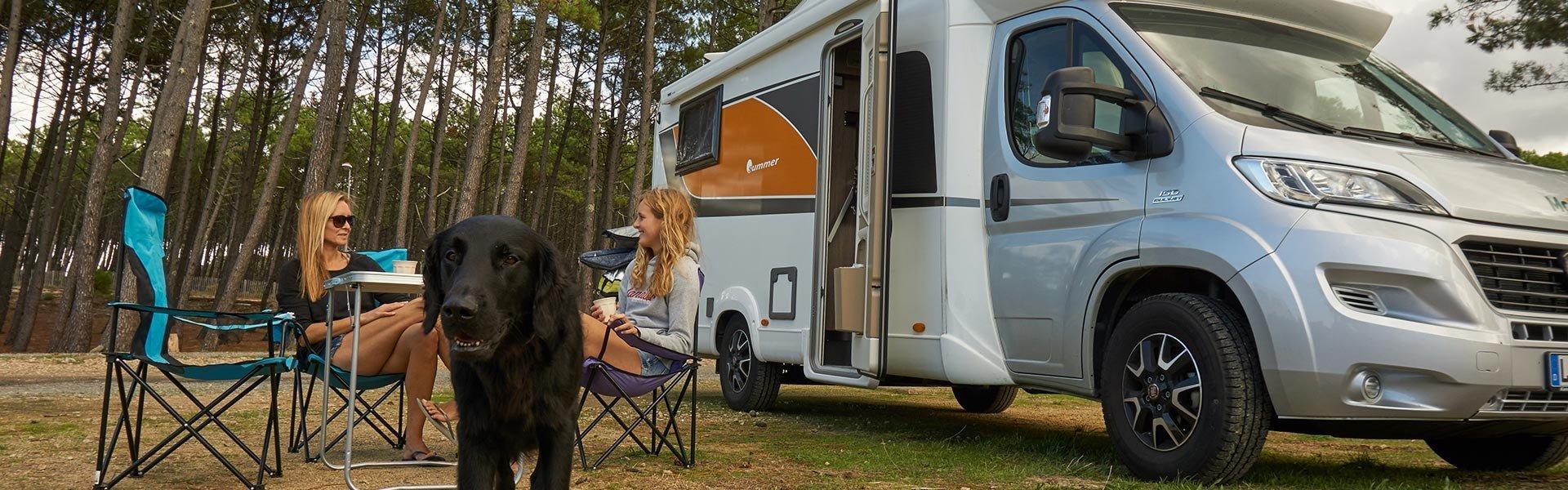 Maak een camperreis door Duitsland met Mc Rent Duitsland