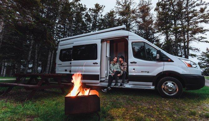Op camperreis door Canada in de CanaDream DVC camper
