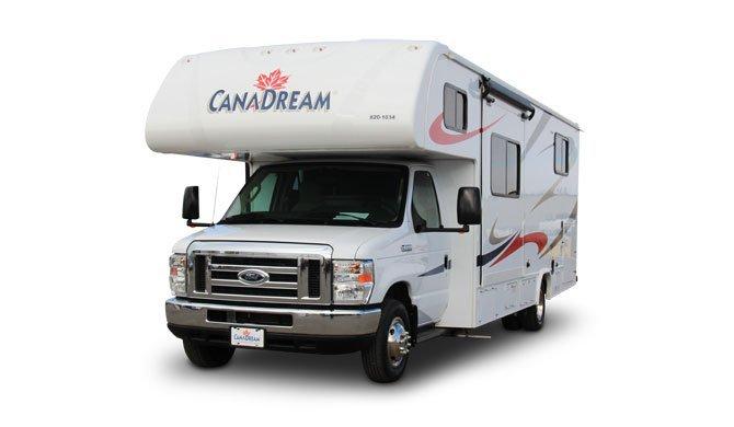 Huur de CanaDream MHA camper en ga op reis door Canada