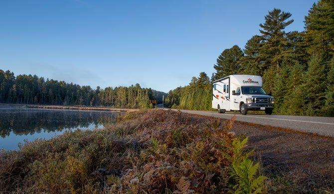 Ga op camperreis door Canada in de luxe CanaDream SVC camper