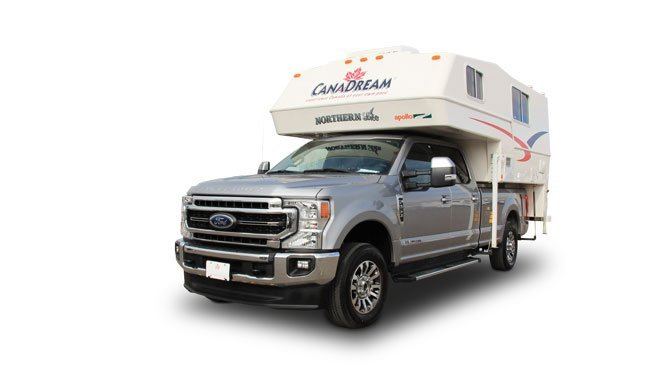 Ga op camperreis door Canada in de CanaDream TCA camper