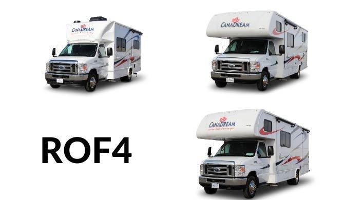 Ga op camperreis door Canada in een luxe camper van CanaDream
