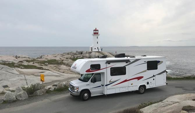 Ga op camperreis door Canada in de CanaDream MHA camper