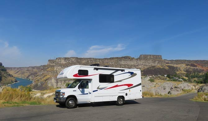 Ga op camperreis door Canada in de CanaDream MHB camper