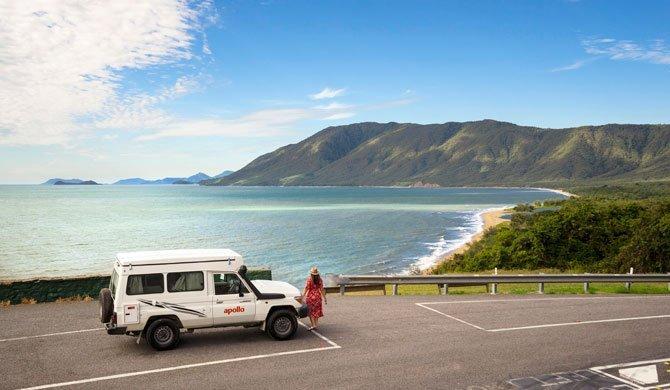 Ga op camperreis door Australië in de Apollo Trailfinder camper