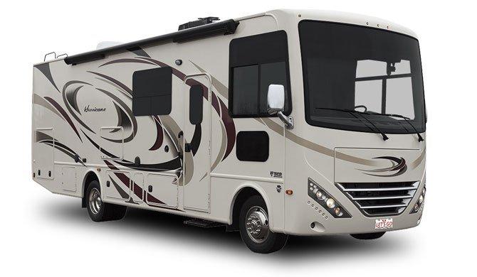 Ga op camperreis door Canada in de Fraserway A-Luxury camper