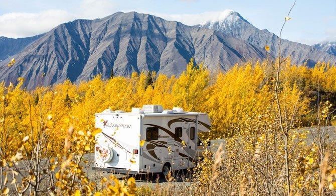 Ga op camperreis door Canada in de Fraserway C-Medium camper