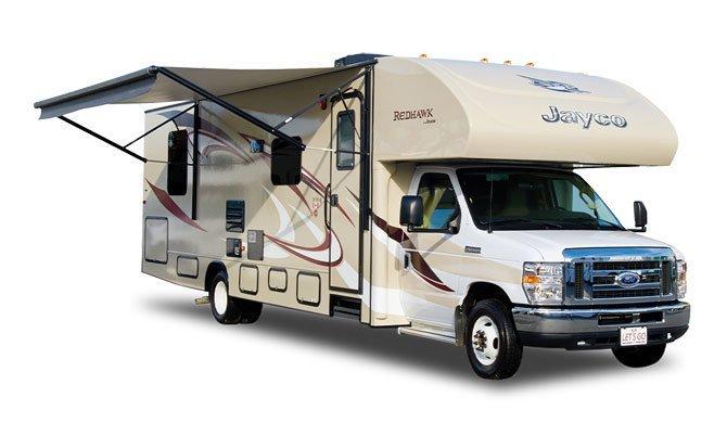 Ga op camperreis door Canada in de Fraserway C-XLarge camper