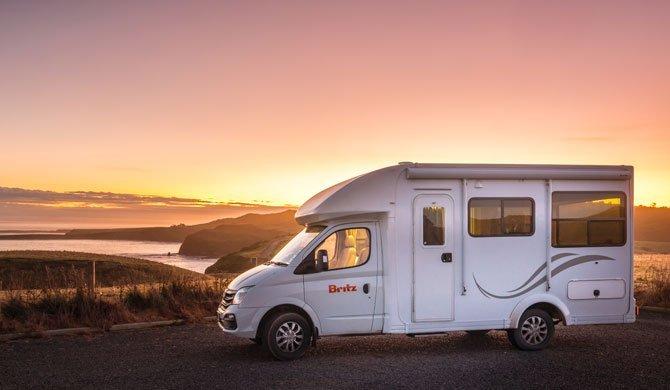 Ga op camperreis door Australië in de Britz Discovery camper