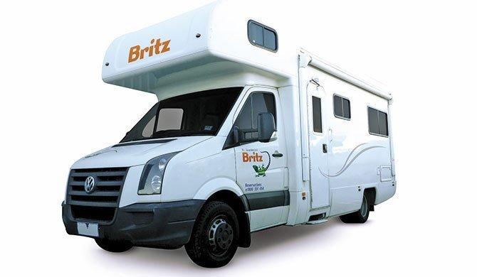 Ga op camperreis door Nieuw-Zeeland in de Britz Explorer camper