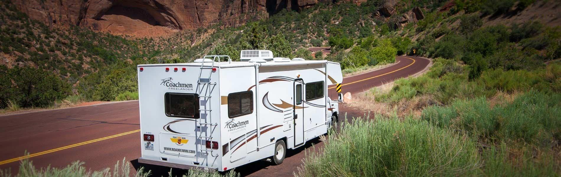 Maak een camperreis door Amerika met een camper van RoadBear