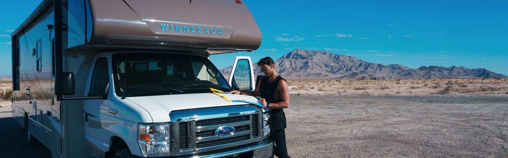 Ga op campervakantie in Amerika met een camper van Apollo