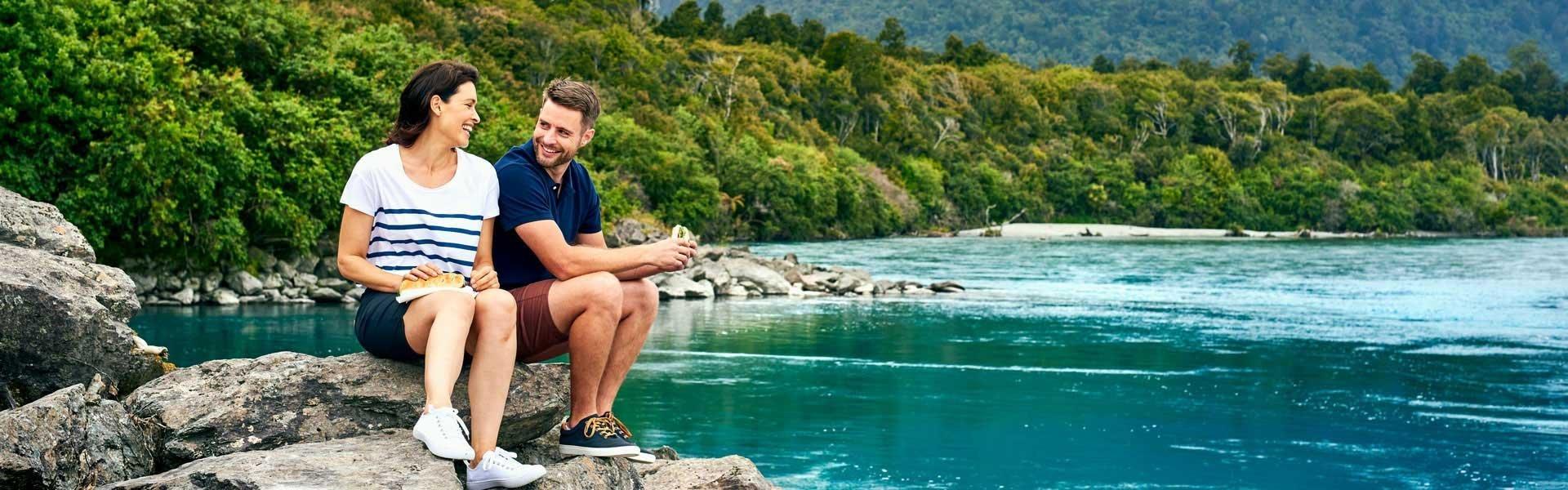 Ontdek de west coast van Nieuw Zeeland tijdens een campervakantie met Victoria CamperHolidays