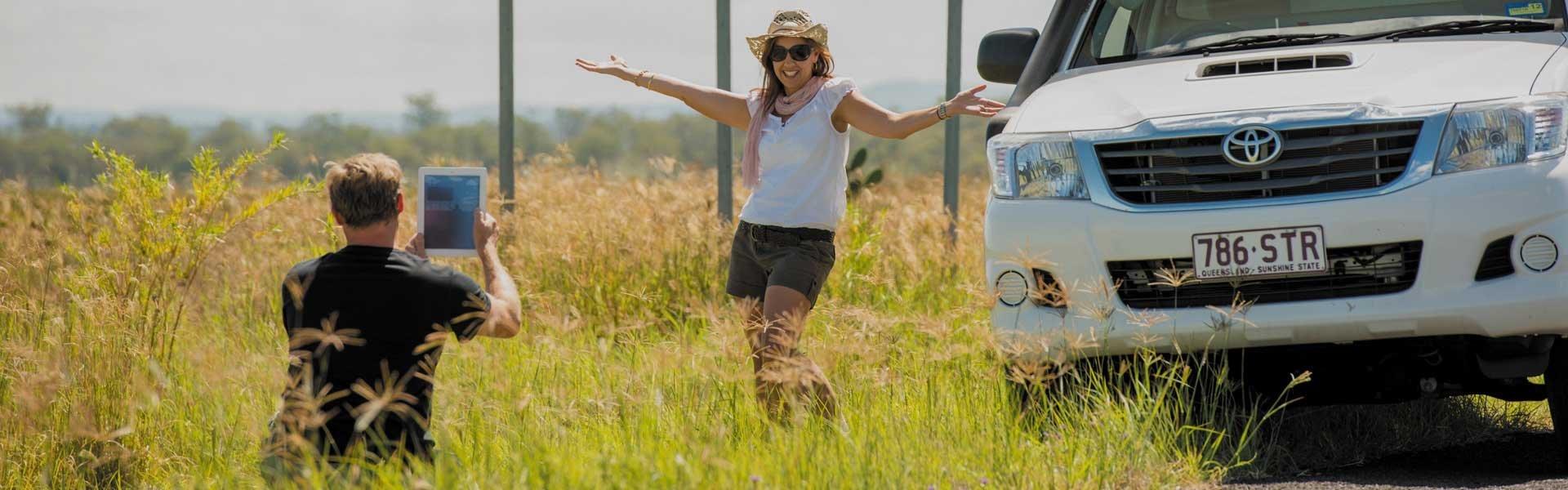 Maak een campervakantie in Australië met een camper van Apollo