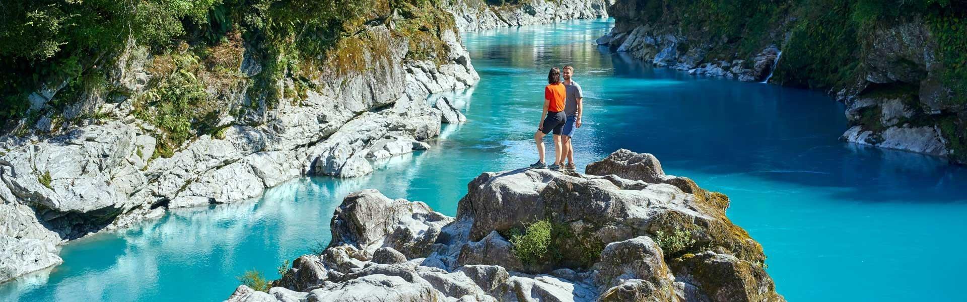Bezoek Hotikita tijdens een campervakantie in Nieuw-Zeeland met Victoria CamperHolidays
