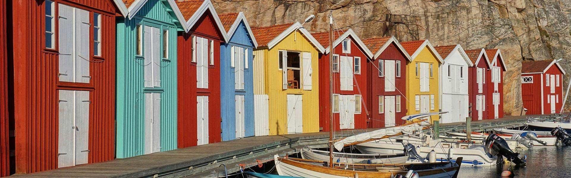 Maak een camperreis door Zweden met Victoria CamperHolidays