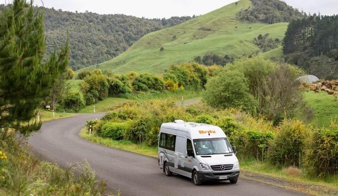 Ga op camperreis door Australië in de Britz Venturer Plus camper