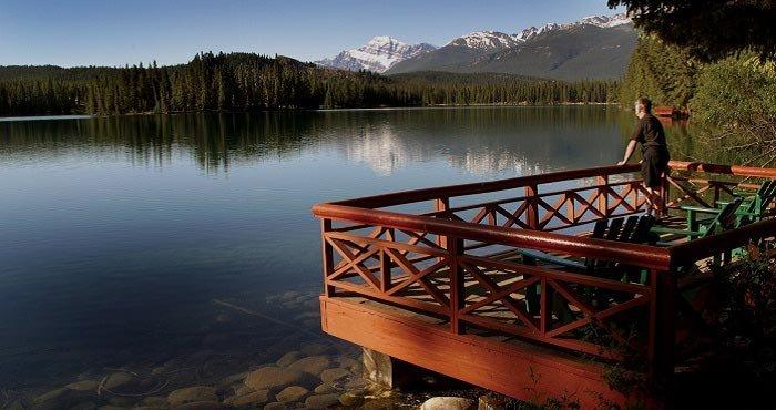 Bewonder de meren van Canada tijdens een campervakantie in Canada met Victoria CamperHolidays