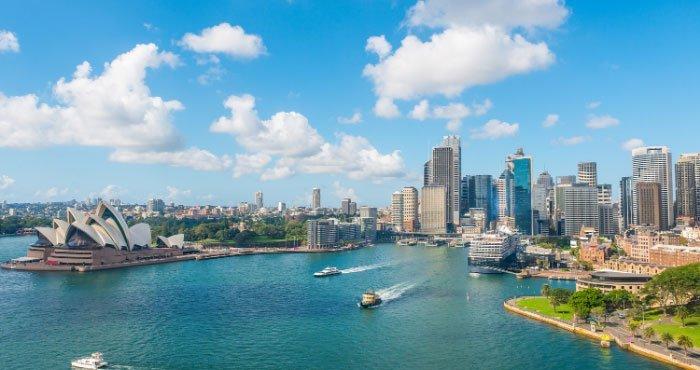 Bezoek Sydney tijdens een camperreis door Australië met Victoria CamperHolidays