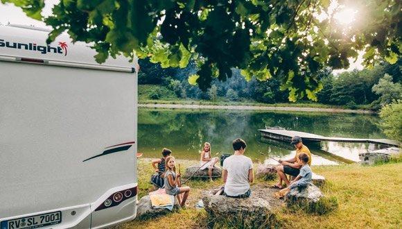 Ga op camperreis door Duitsland met een camperreis van Victoria CamperHolidays