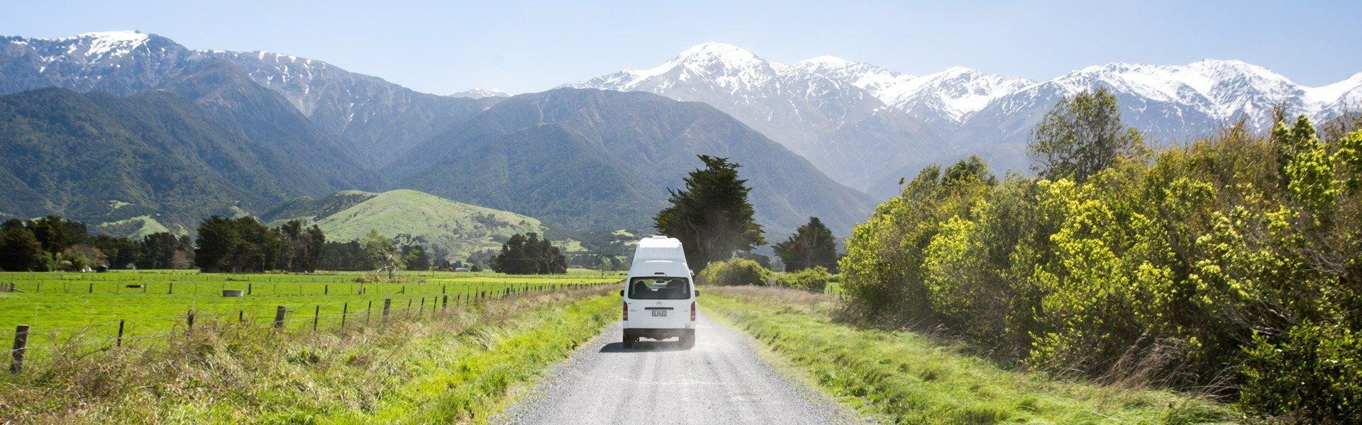 Uw ultieme camperreis door Nieuw-Zeeland boekt u bij Victoria CamperHolidays