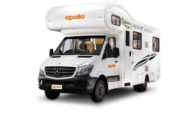 Ga op camperreis door Australië in de Apollo Euro camper