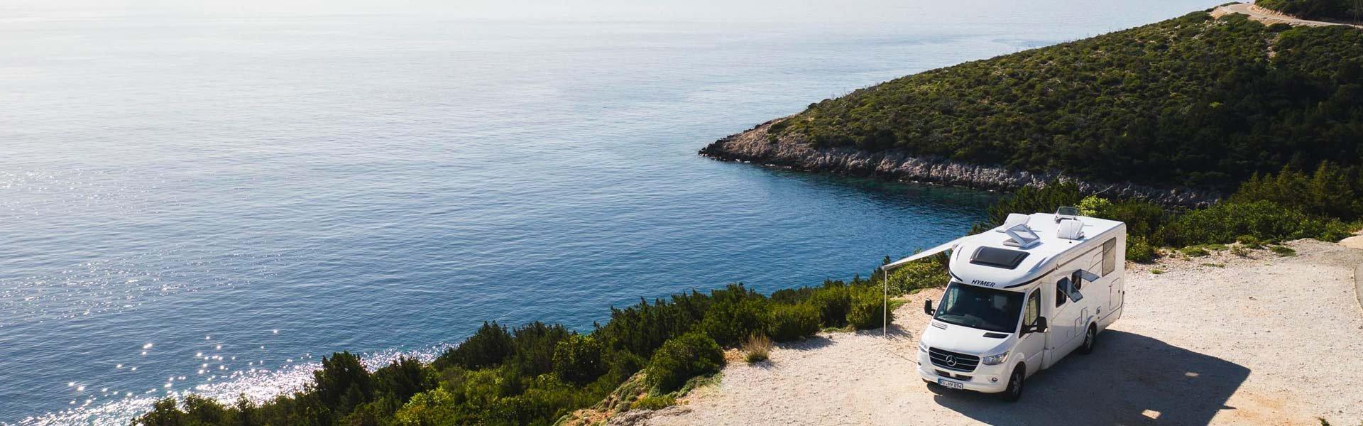 Ga op camperreis door Portugal in een camper van Rent Easy