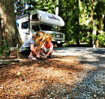 Campervakantie Canada
