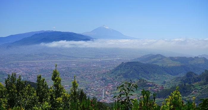 Bezoek  het vulkanische eiland Tenerife tijdens een campervakantie in Spanje met Victoria CamperHolidays