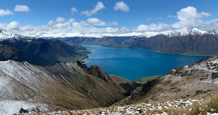 Bewonder de prachtige natuur tijdens een camperreis in Nieuw-Zeeland