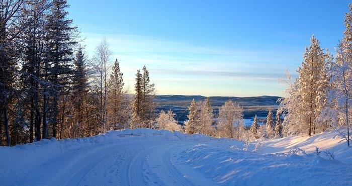 Ontdek Zweeds Lapland tijdens een campervakantie in Zweden met Victoria CamperHolidays