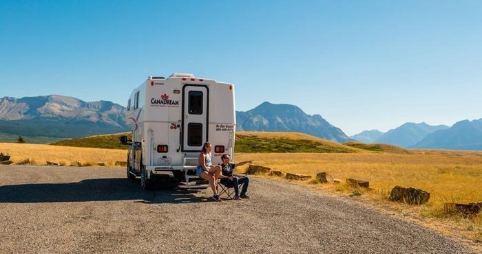 Geniet van een camperreis door Canada in een camper van CanaDream