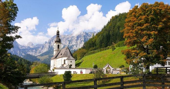 Beieren, een mooie regio in Duitsland. Perfect voor een mooie campervakantie Victoria Campers Europa.