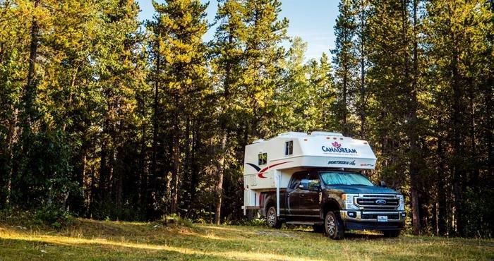 Geniet van een camperreis door Canada