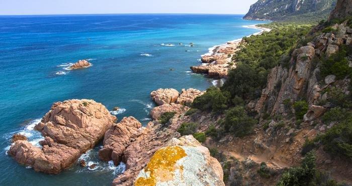 Bezoek Sardinië tijdens een campervakantie in Italië met Victoria CamperHolidays