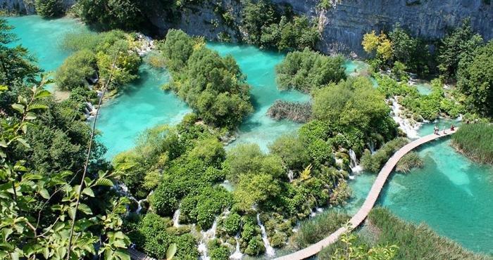 Camperreis Kroatië