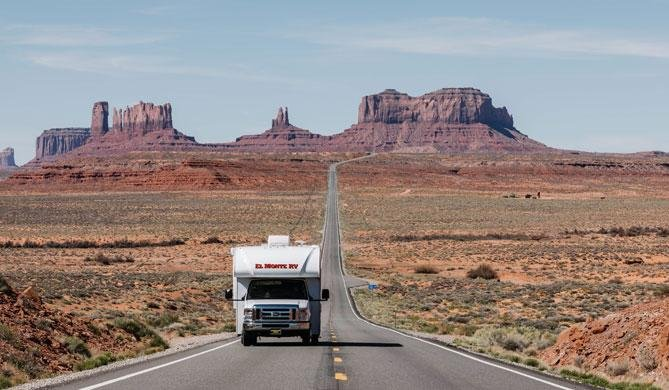 El Monte Monument Valley - Run Of Fleet