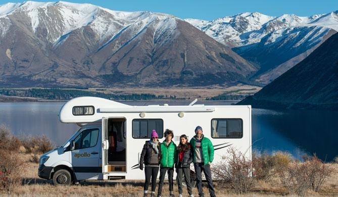 Apollo Euro Camper lifestyle