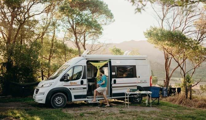 Met de Aquila camper van Star RV op reis door Australië