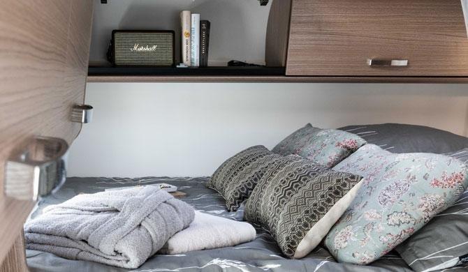 Ontdek het comfort van de Rent Easy Active Classic camper tijdens een camperreis