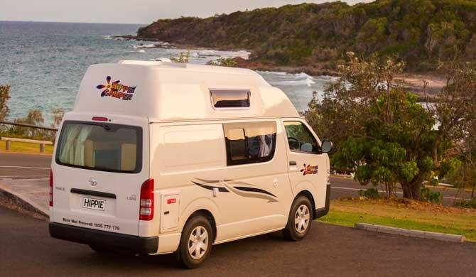 Op camperreis door Australië in de Hippie Endeavour camper