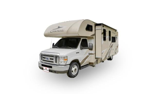 Op camperreis door Canada in de Four Seasons C-XLarge camper