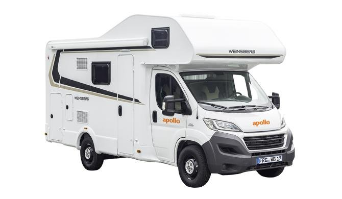 Apollo Duitsland Family Traveller