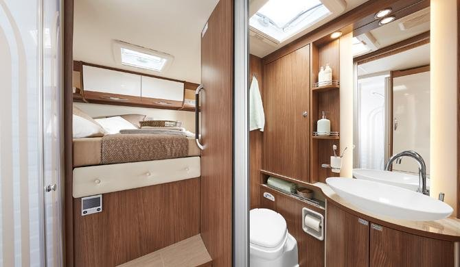 Rent Easy Premium Extra Camper