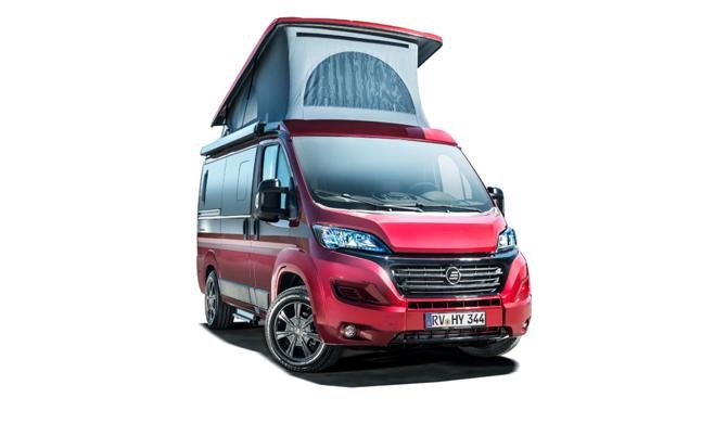 Ga op camperreis door Europa in de Rent Easy City Classic camper