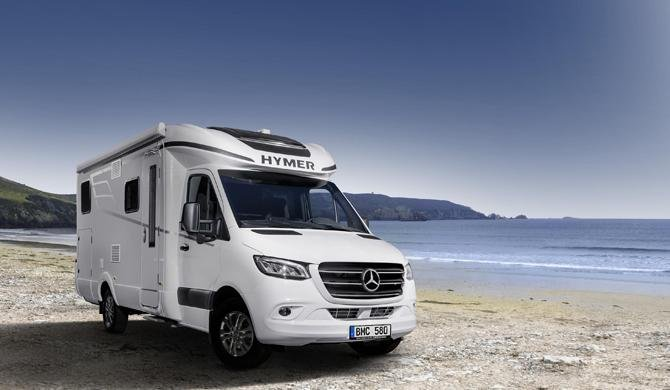Huur de Rent Easy Exclusive Extra camper en ga op reis door Europa