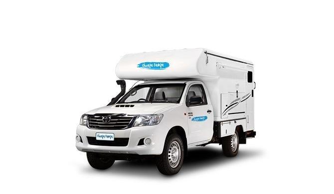 Op camperreis door Australië in de Cheapa Campa 4Wheel Drive camper