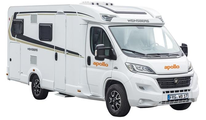Apollo Duitsland Duo Plus Camper