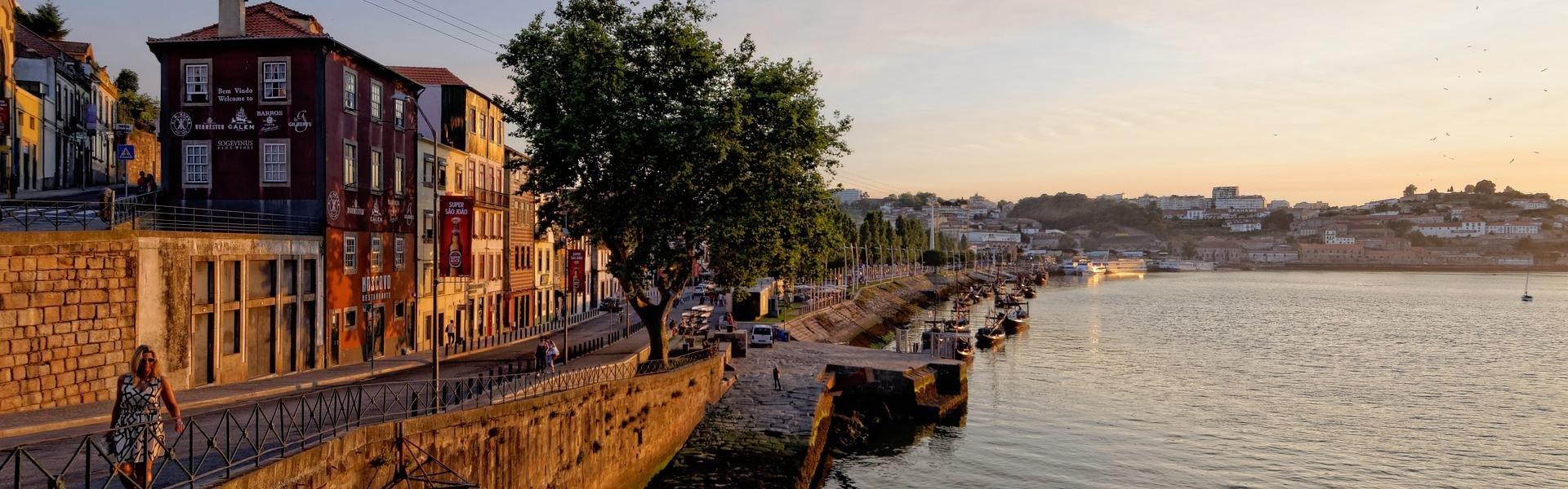 Camperreizen Porto