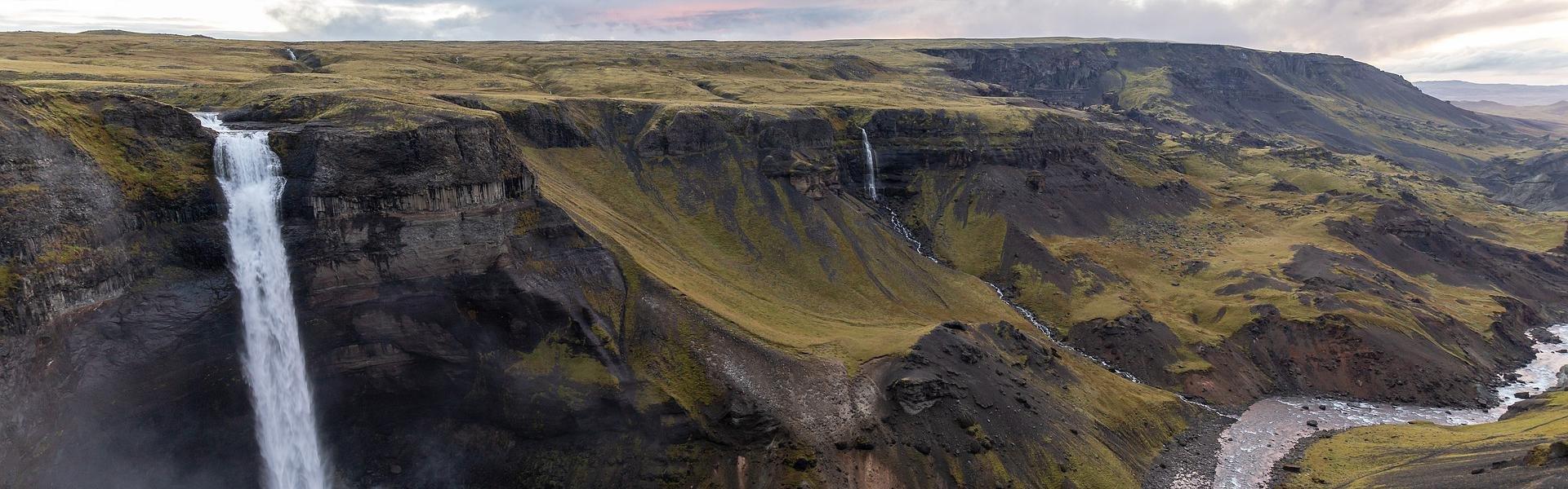 Campervakantie IJsland